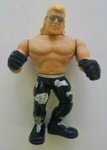 WWF WWE 1990 Hasbro Shawn Michaels Black Pants Vintage Figure Series 10