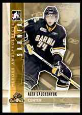 2011-12 In The Game Heroes And Prospects Alex Galchenyuk #11
