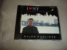 Ralph Pugliese I Love New York Songbook CD