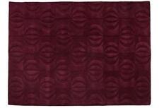 India Handmade Tufted 6.6x10 200x300 Modern Wool Soft Thick Carpet Area Rug