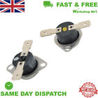 Indesit Tumble Dryer Thermostat Kit One Shot + Cycling Replacement Part photo