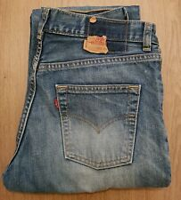 Vintage 90's Levi 525 Jeans Bootcut Zip Fly distressed blue jeans Faded