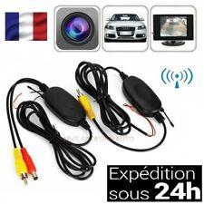 Kit Transmetteur Récepteur★Vidéo 2.4G Sans Fil Pour Caméra de Recul★ de Voiture