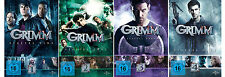 24 DVDs * GRIMM - STAFFEL / SEASON 1 + 2 + 3 + 4 IM SET # NEU OVP +