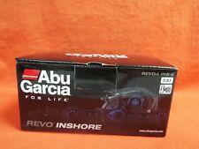 ABU GARCIA REVO INSHORE BAITCASTER 7:3:1 RATIO #REVO4  INS-L 1430442 LEFT HAND