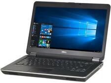 """Notebook Laptop PC DELL Latitude E6440/i5 (i5-8GB-HDD 320-14"""") Rigenerato"""