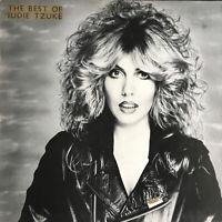 JUDIE TZUKE THE BEST OF JUDIE TZUKE LP ROCKET UK 1982 EX+ PRO CLEAN