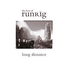 Runrig Long Distance Best of Vinyl LP New 2018