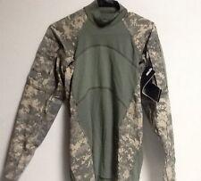 US ARMY ISSUE ACU UCP COMBAT SHIRT SIZE MEDIUM NWT