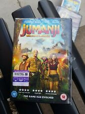Jumanji Welcome to the Jungle Dvd Brand New Sealed