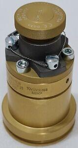 Bauer Kompressoren Original Ersatzteile 061114 Safety Valve 100-365 BAR #1