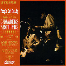 FREE US SHIP. on ANY 2 CDs! NEW CD Chambers Brothers: People Get Ready for the C