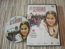 DVD SERIE DE TELEVISIÓN LOS SERRANO VOLUMÉN 9 CON ANTONIO RESINÉS HUMOR USADO