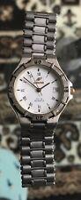 ENICAR Midsize Quartz Unisex Men's Gents Swiss Watch 50M 955.380