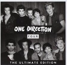 ONE DIRECTION - FOUR  CD 16 TRACKS NEU