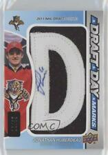 2013-14 SP Game Used Edition Draft Day Marks /35 Jonathan Huberdeau Rookie Auto