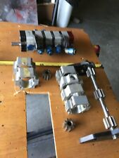 Dry Sump 5 Stage Weaver .And Spare Parts Racing Engine