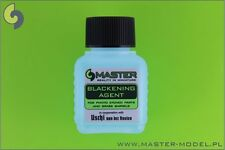 Master Model MM-001 Master Blackening Agent photo etched parts and brass 50ML