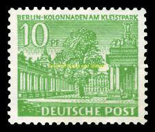 EBS West Berlin 1949 Berlin Buildings (I) Kleistpark Schöneberg Michel 47 MNH**