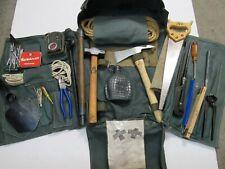 Danish Civil Defense Tool Kit Model 1958 Complete Post Ww2 Lineman's Denmark