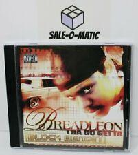 BREADLEON THA GO GETTA - BLOCK BENDIN' CD 2004 HIP HOP