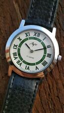 Luch 17j. vintage watch, cal. 1801.1 a 21.600 a/h. Montre Uhr Reloj Orologio.