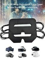 50PCS Disposable VR Mask Face Cover Case for Oculus Quest Virtual Reality