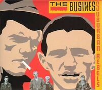 The Business - Suburban Rebels [CD]