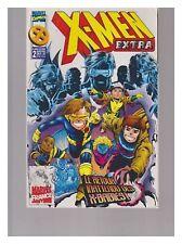 BD  X MEN EXTRA    N° 2  DE 1997 BE