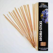 Räucherstäbchen mit Lavendel-Duft