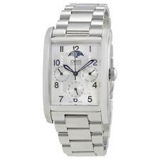 Oris Rectangular Complication Automatic Mens Watch 01 582 7694 4031-07 8 24 20