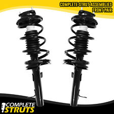 2000-2005 Ford Focus Front Complete Struts & Coil Springs w/ Mounts Pair x2