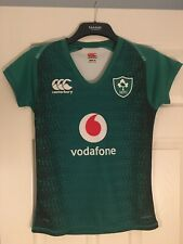 Womans Irish Rugby Jersey Size Ten