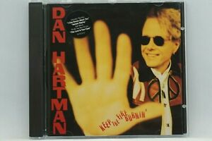 Dan Hartman : Keep The Fire Burning (Best Of) CD Album - I Can Dream About You