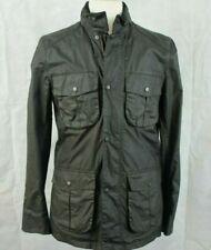 Barbour Men's Corbridge Wax Jacket in Black - Sizes S & M - RRP £239