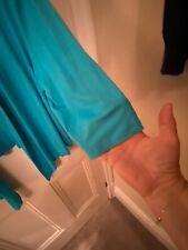 Turquoise bolero jacket Size 24