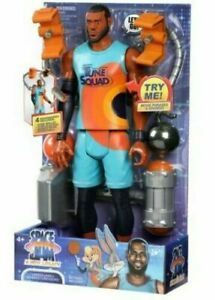 SPACE JAMA New LegacyLebron James Ultimate Tune Squad 12in Action Figure New