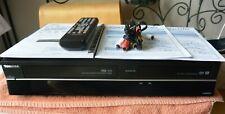 New Toshiba DVR620 DVD/VHS recorder with HDMI port