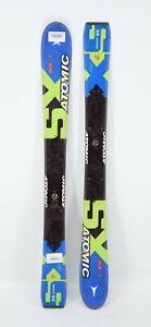 Salomon SX:7 Kids Flat Skis - 90 cm Used