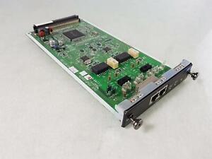 Panasonic BRI2 KX-NCP1280 2 Port Basic Rate ISDN Card PSUP1688ZB