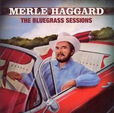 MERLE HAGGARD - THE BLUEGRASS SESSIONS NEW CD