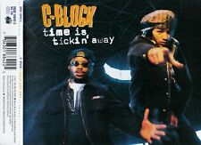 C-BLOCK : TIME IS TICKIN' AWAY / CD - TOP-ZUSTAND
