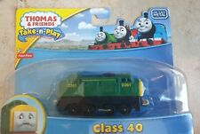 Class 40 new in pack -  Take n play Thomas Tank Engine metal train