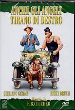 ANCHE GLI ANGELI TIRANO DI DESTRO - DVD (NUOVO SIGILLATO)