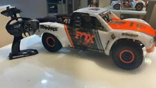 Traxxas Udr Racer 6S Rtr 4Wd Race Truck Fox Edition (2.4 Ghz System Included)
