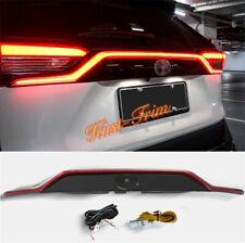 Fit For 2019-2020 Toyota RAV4 LED Rear Reserve box tail lamp decorative strip