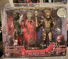 NECA Predator 2-Pack Berserker and City Hunter Predators Toys R Us Exclusive