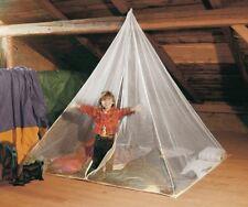 Brettschneider Moskitonetz Fine Mesh Pyramid Extrem mit Boden + Reißverschluss M