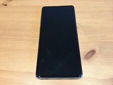 Samsung Galaxy S10+ SM-G975F - 128GB - Prism White (Unlocked) (Dual SIM)