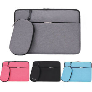 """Laptop Neoprene Sleeve Bag Pouch for Apple MacBook air pro 11"""" 12"""" 13"""" 15"""" (#L1)"""